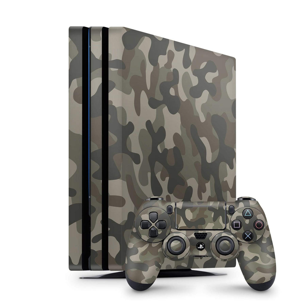 Decal Kings PlayStation 4 Skin PlayStation 4 Pro / Console + Controllers Camouflage PS4 Skin