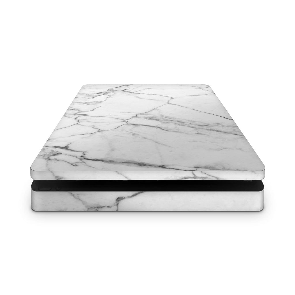 Decal Kings PlayStation 4 Skin Classic White Marble PS4 Skin