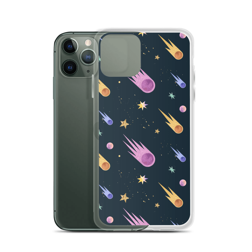 Decal Kings iPhone Case Comets iPhone Case