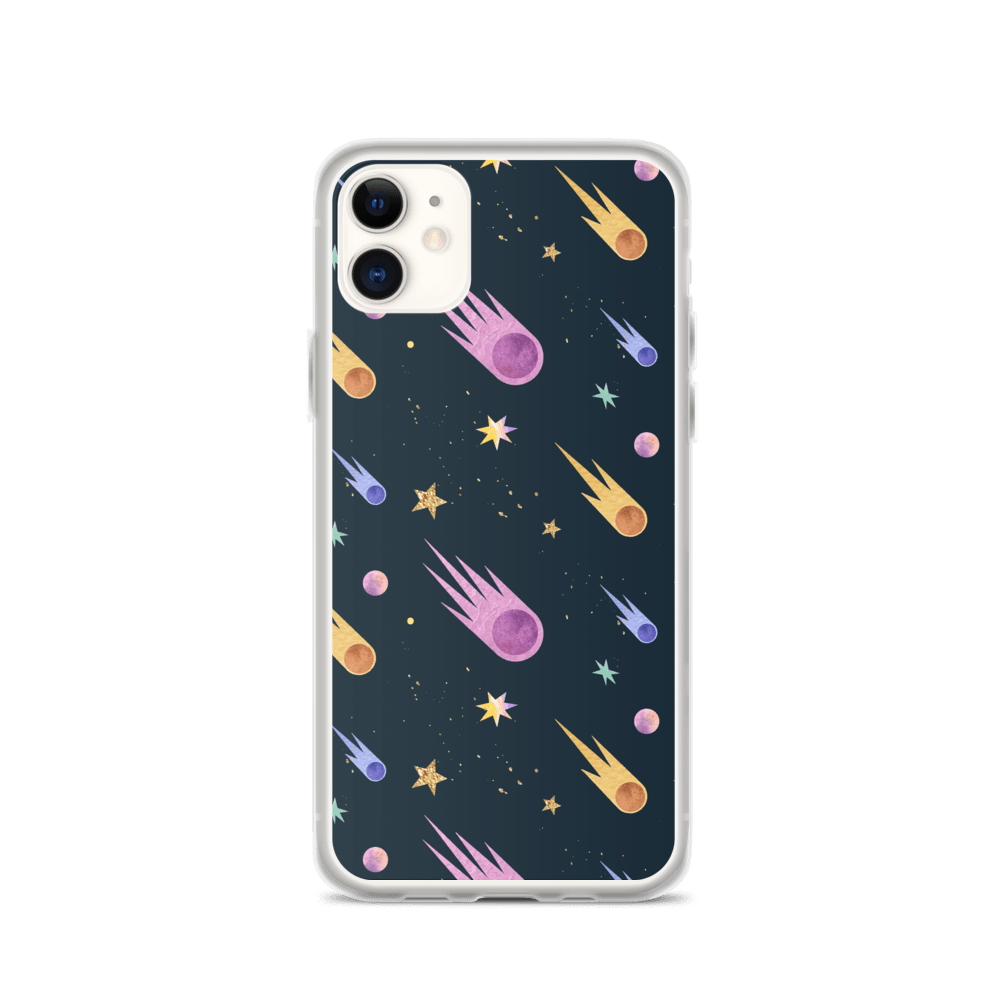 Decal Kings iPhone Case iPhone 11 Comets iPhone Case