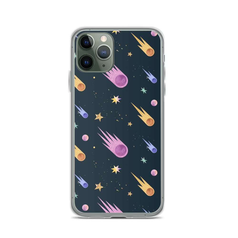 Decal Kings iPhone Case iPhone 11 Pro Comets iPhone Case