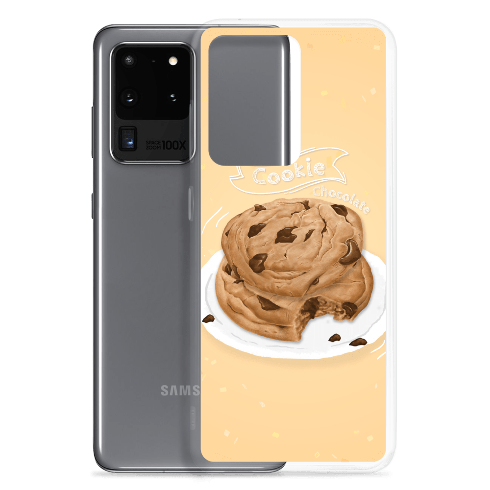 Decal Kings Cookie Samsung Case