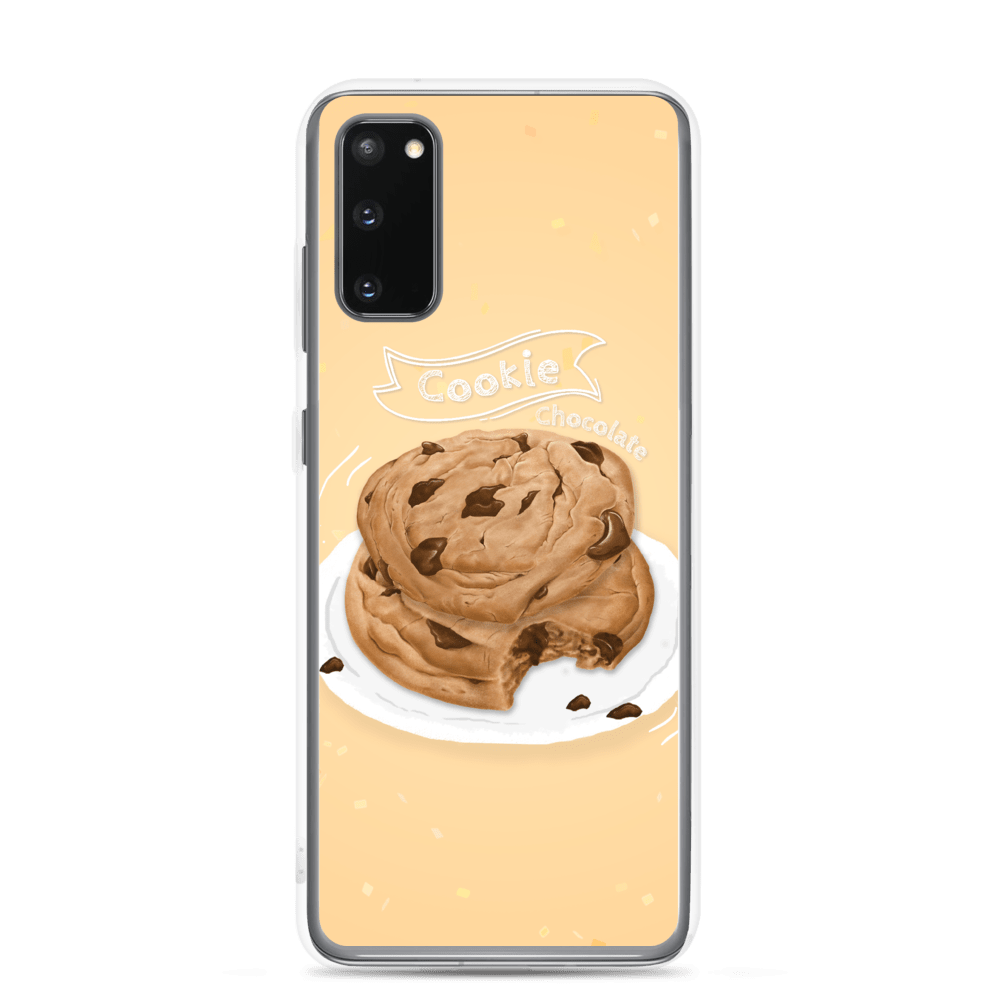 Decal Kings Samsung Galaxy S20 Cookie Samsung Case