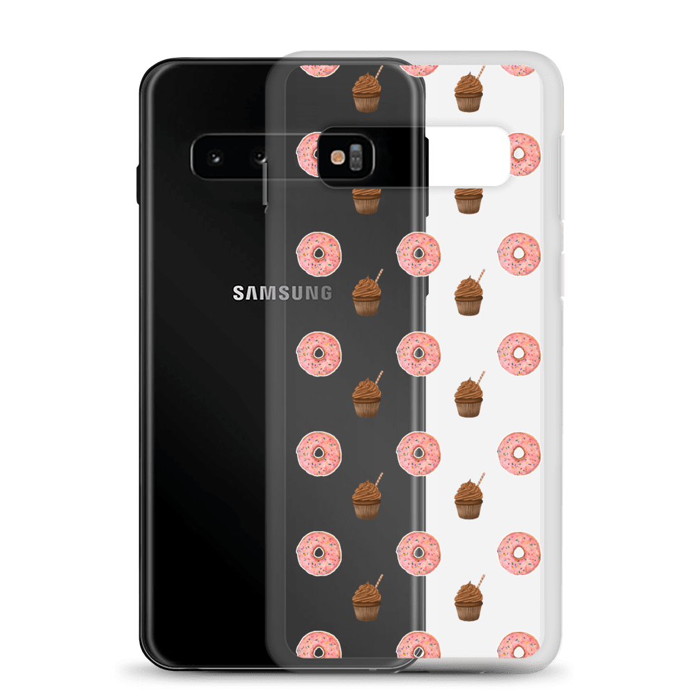 Decal Kings Cupcake & Donuts Samsung Case