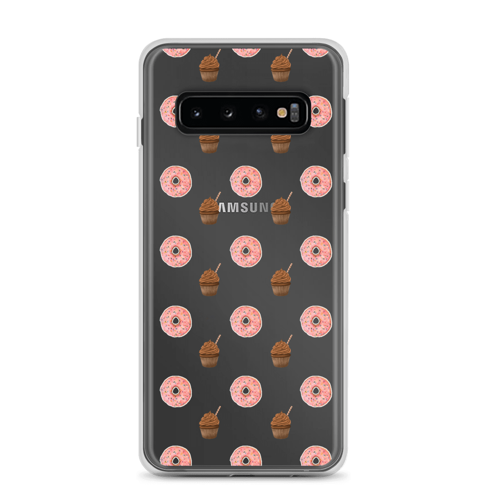 Decal Kings Samsung Galaxy S10 Cupcake & Donuts Samsung Case