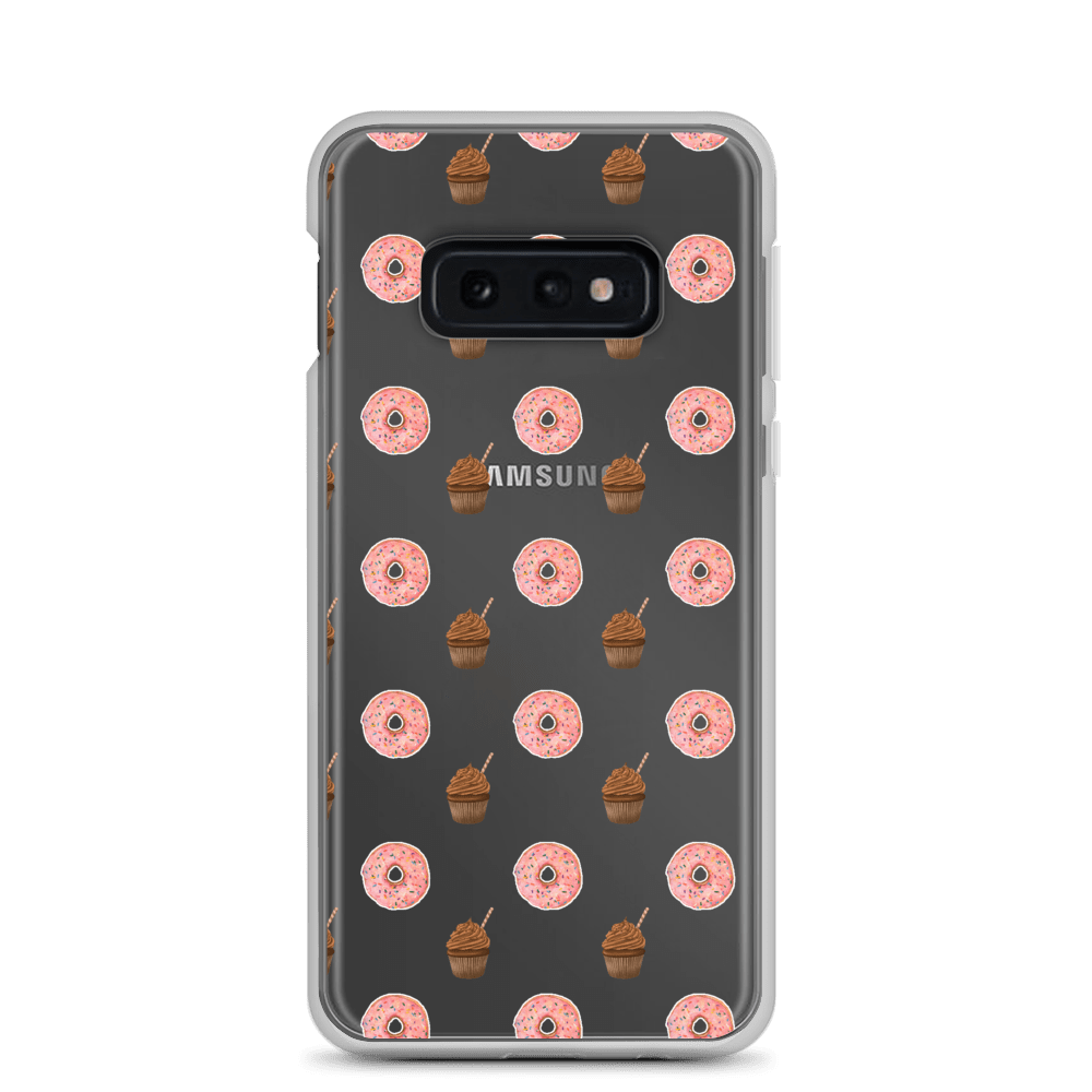 Decal Kings Samsung Galaxy S10e Cupcake & Donuts Samsung Case