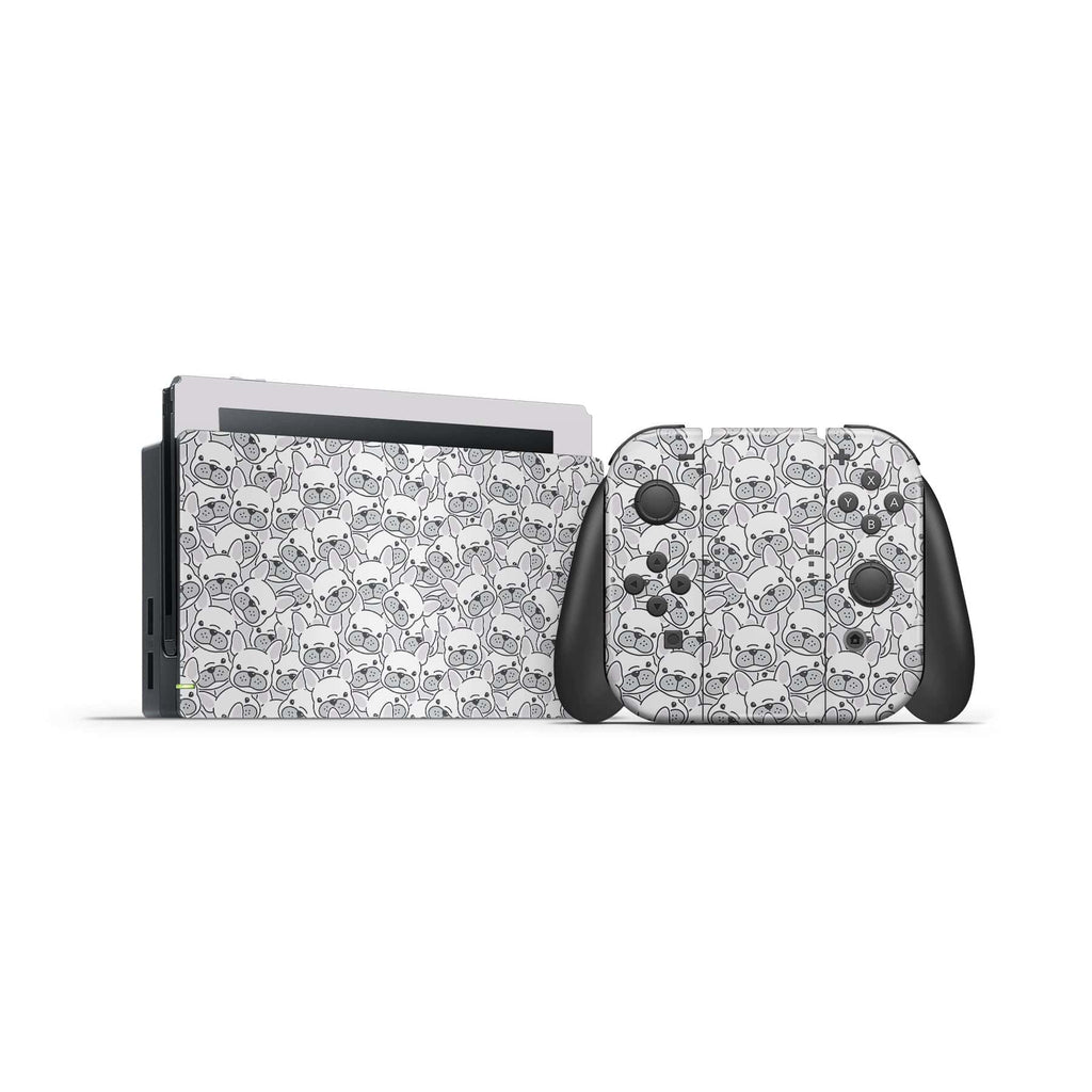 Decal Kings Nintendo Switch Skin Dogs Nintendo Switch Skin