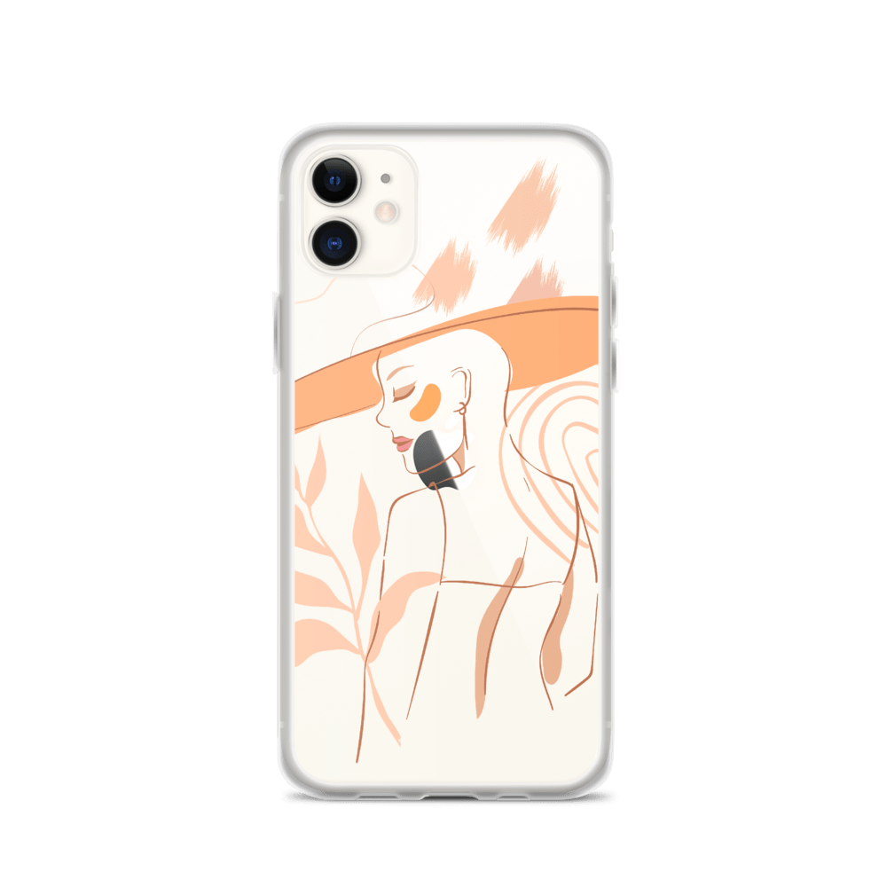 Decal Kings iPhone 11 Feminine Lines iPhone Case