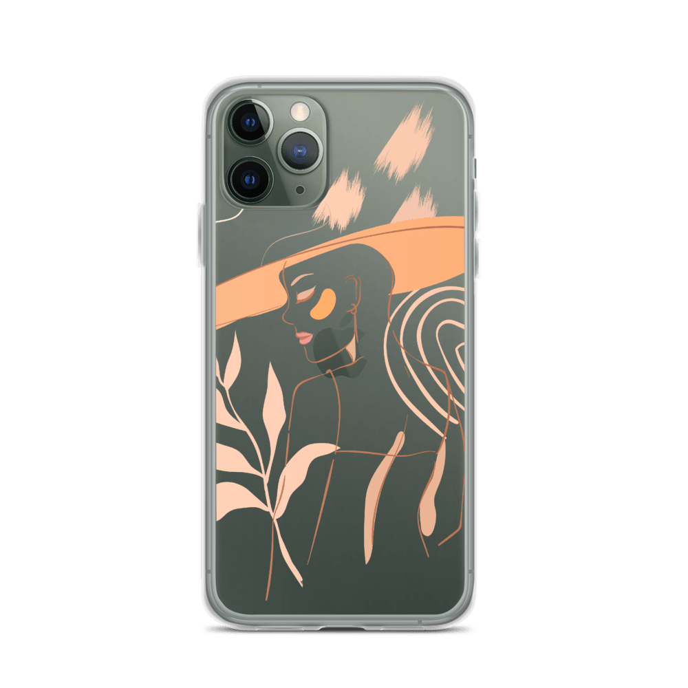 Decal Kings iPhone 11 Pro Feminine Lines iPhone Case