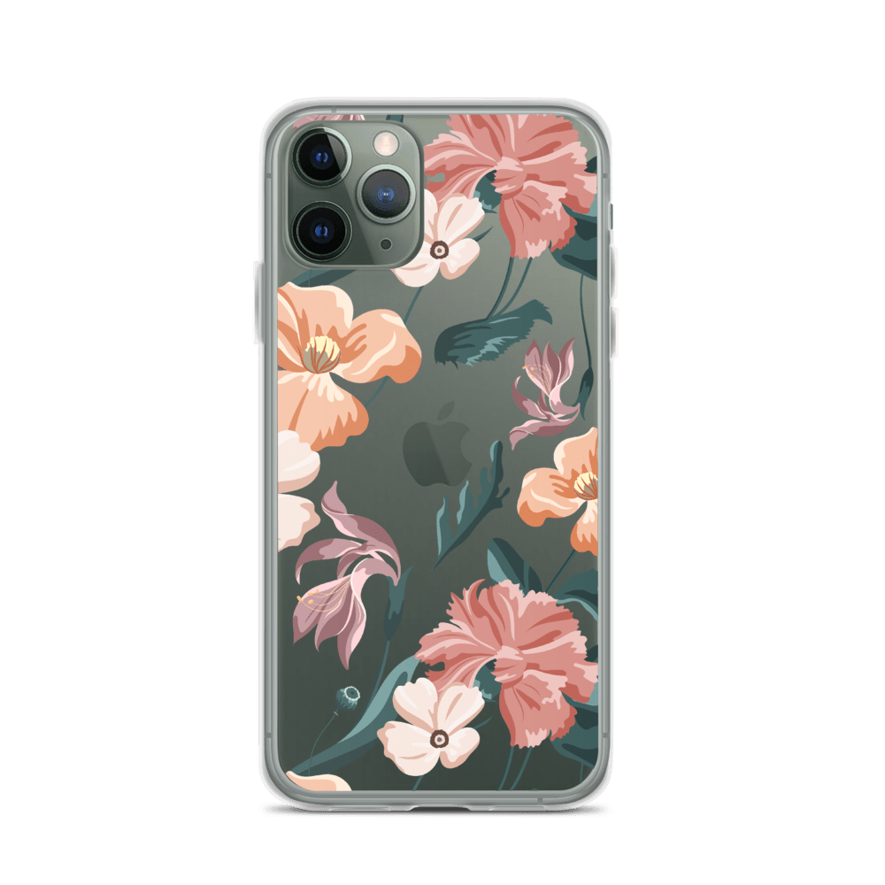 Decal Kings iPhone 11 Pro Flower Mix iPhone Case