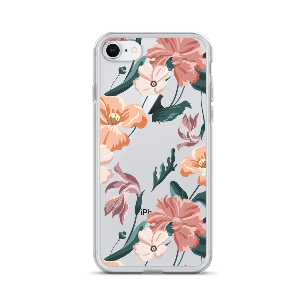 Decal Kings iPhone 7/8 Flower Mix iPhone Case