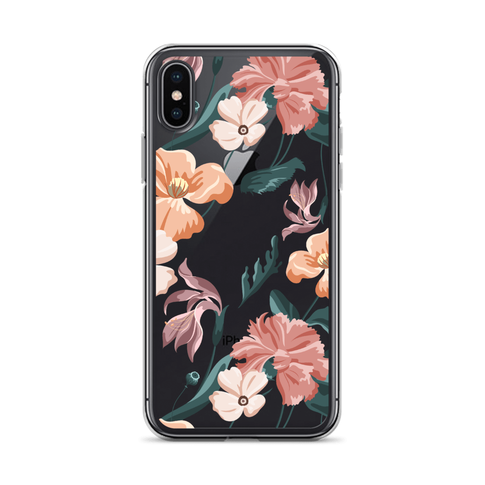 Decal Kings iPhone X/XS Flower Mix iPhone Case