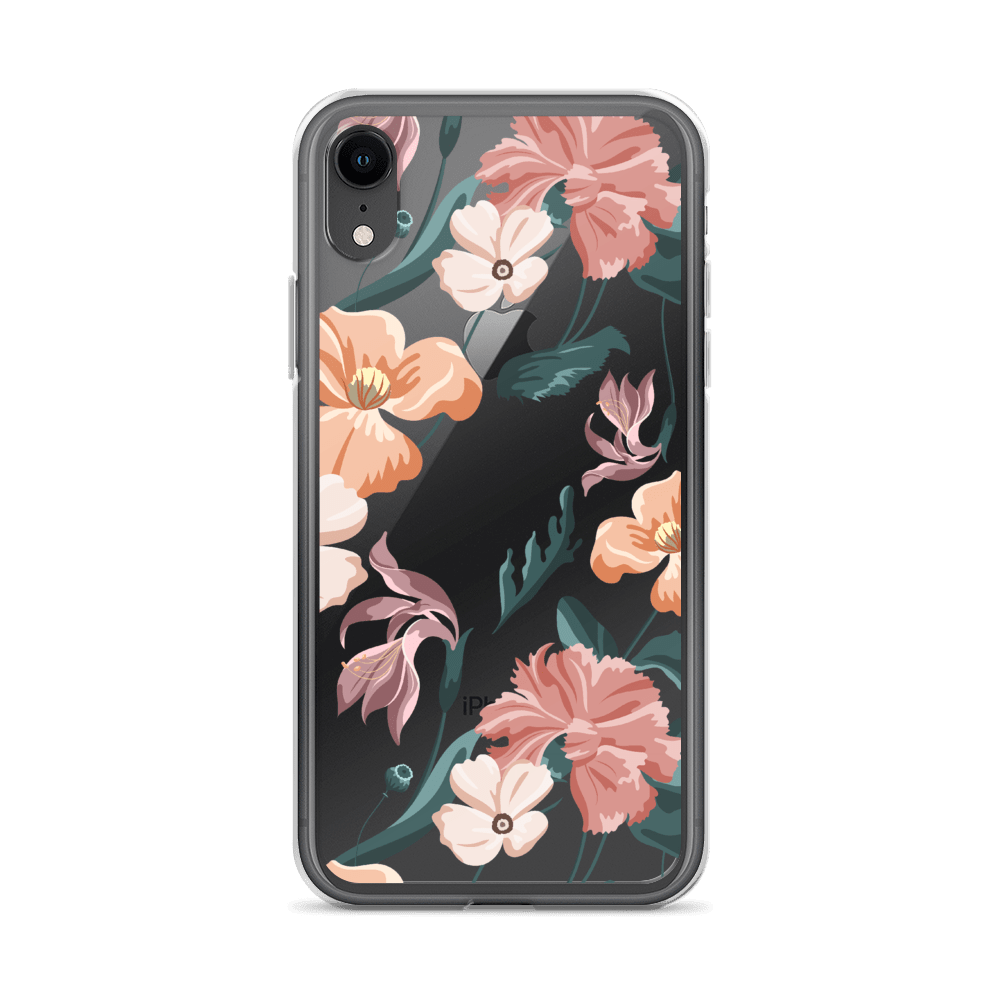 Decal Kings iPhone XR Flower Mix iPhone Case