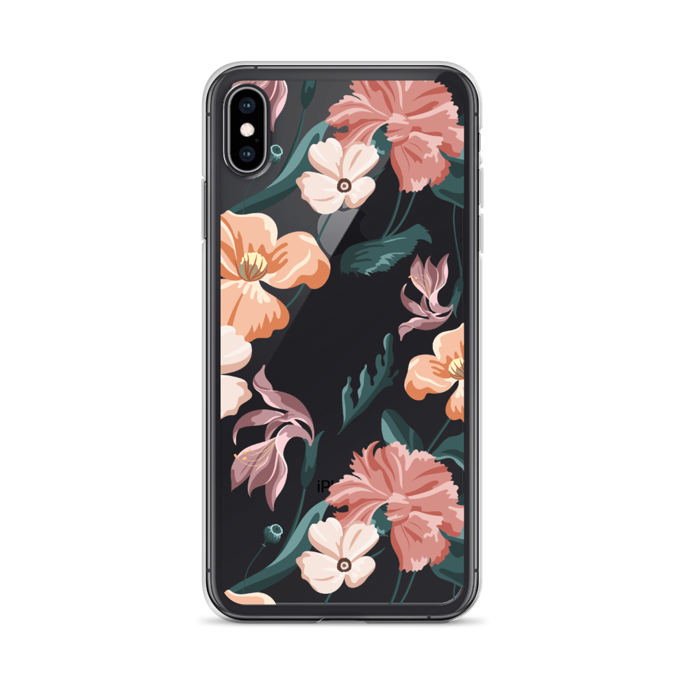 Decal Kings iPhone XS Max Flower Mix iPhone Case