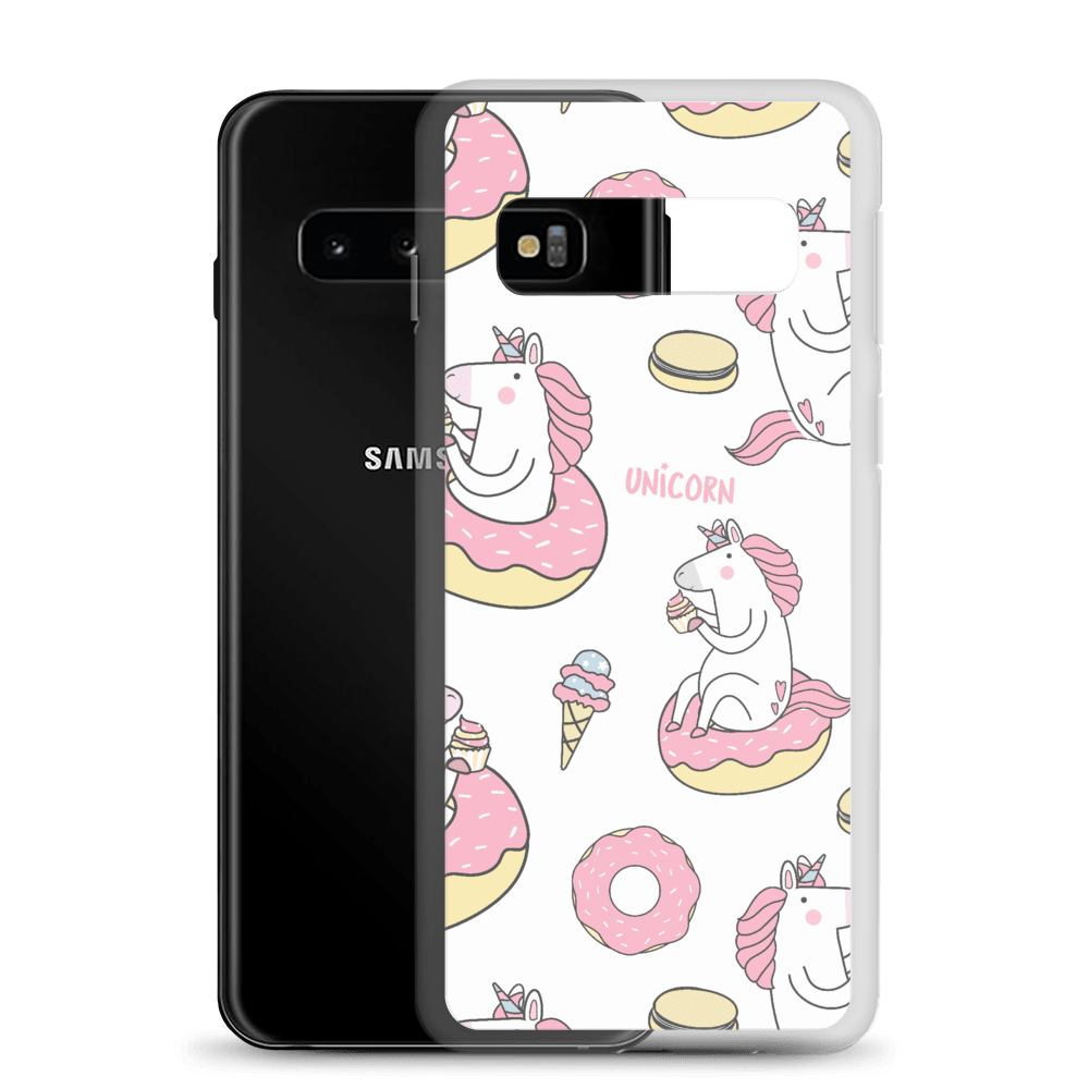 Decal Kings Hungry Unicorn Samsung Case