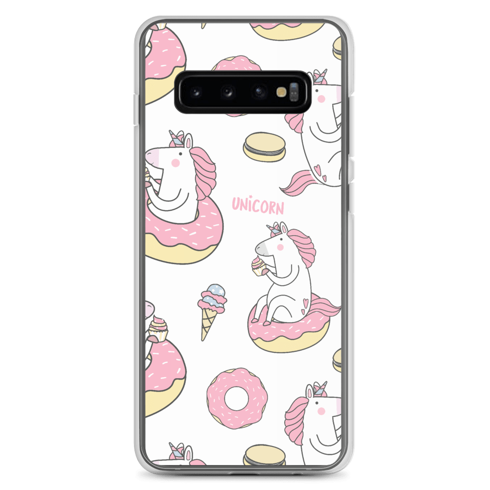 Decal Kings Samsung Galaxy S10+ Hungry Unicorn Samsung Case