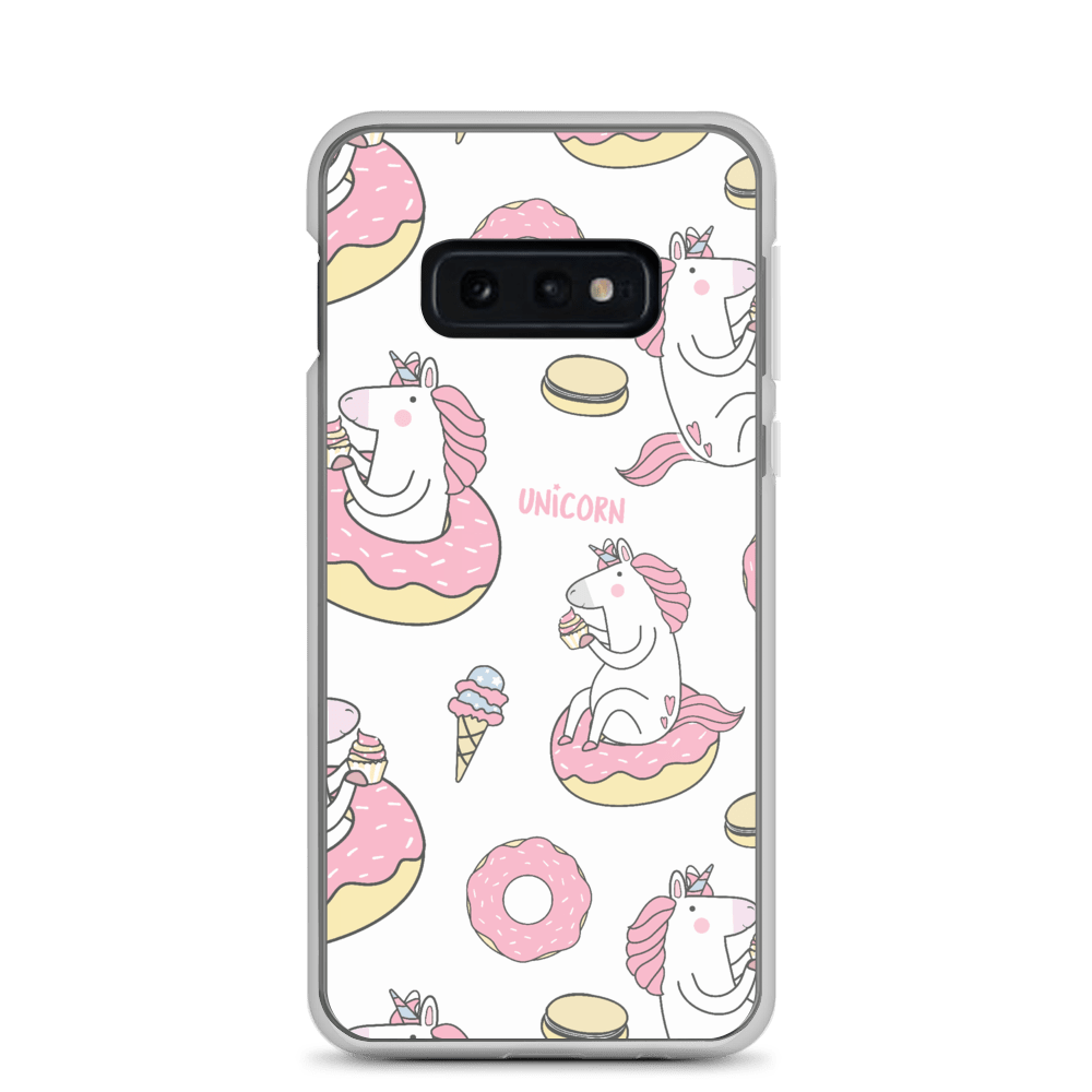 Decal Kings Samsung Galaxy S10e Hungry Unicorn Samsung Case