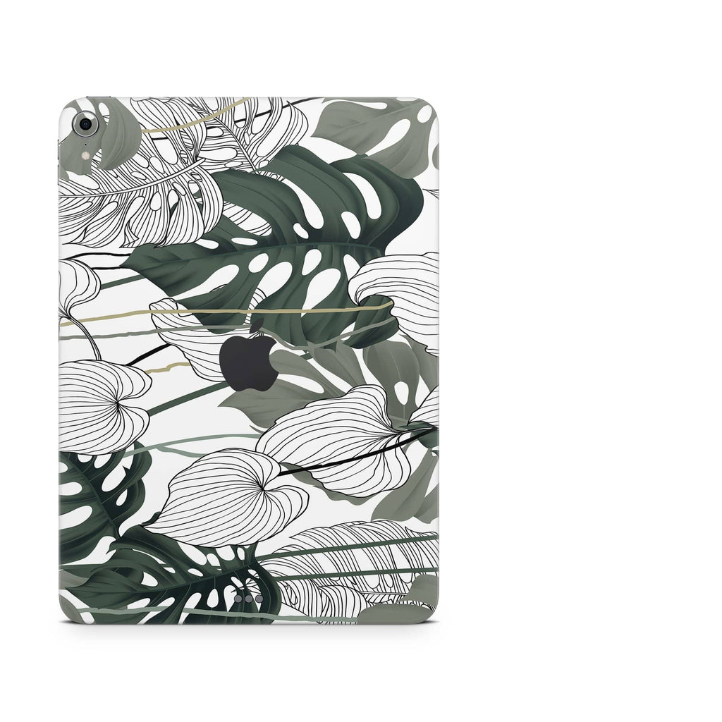 Decal Kings Apple iPad Skins Jungle Leaves iPad Skin