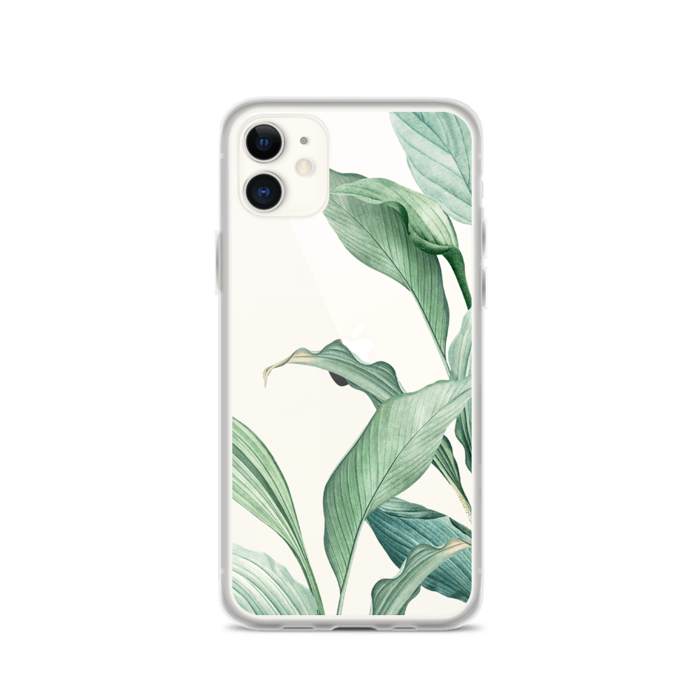 Decal Kings iPhone 11 Jungle Leaves iPhone Case