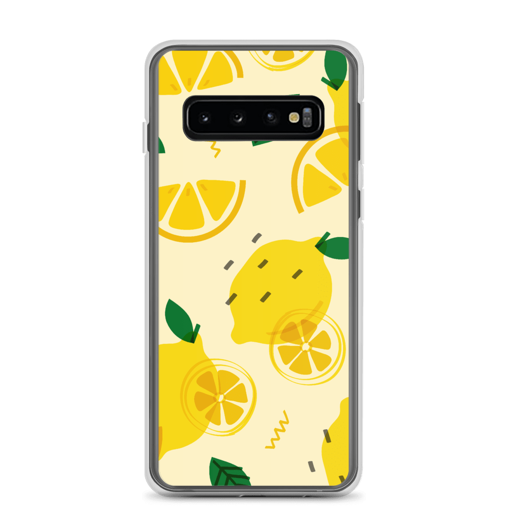 Decal Kings Samsung Galaxy S10 Lemon sSamsung Case