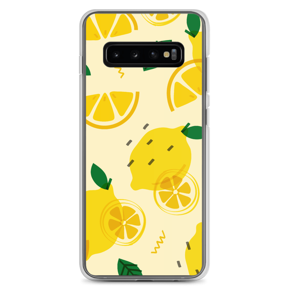 Decal Kings Samsung Galaxy S10+ Lemon sSamsung Case