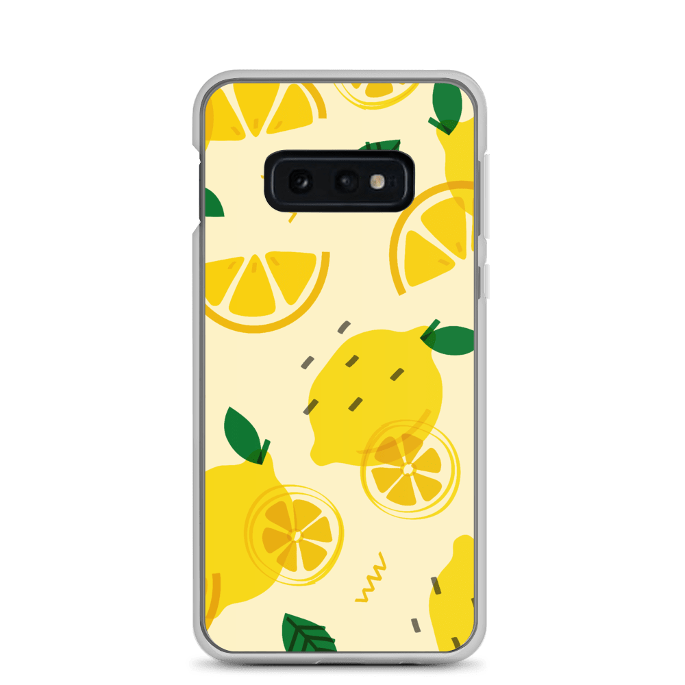 Decal Kings Samsung Galaxy S10e Lemon sSamsung Case