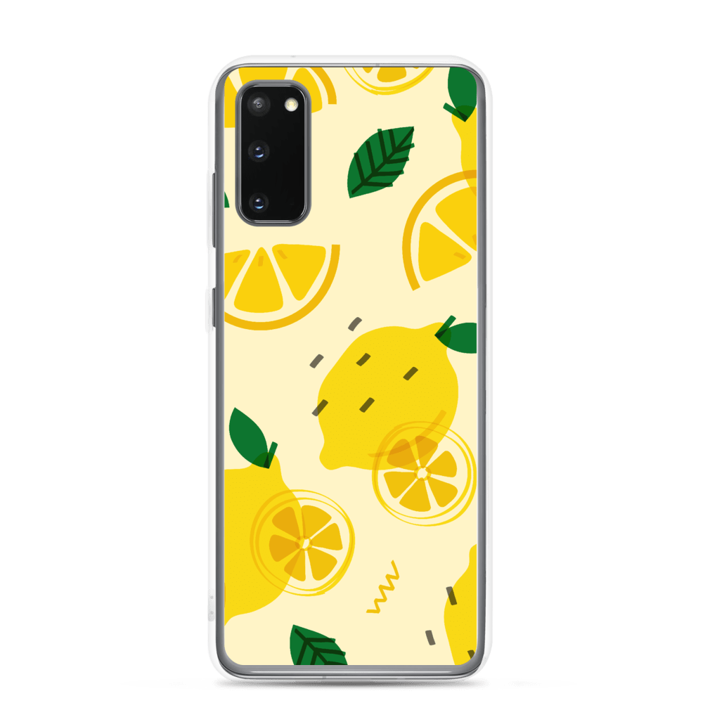 Decal Kings Samsung Galaxy S20 Lemon sSamsung Case