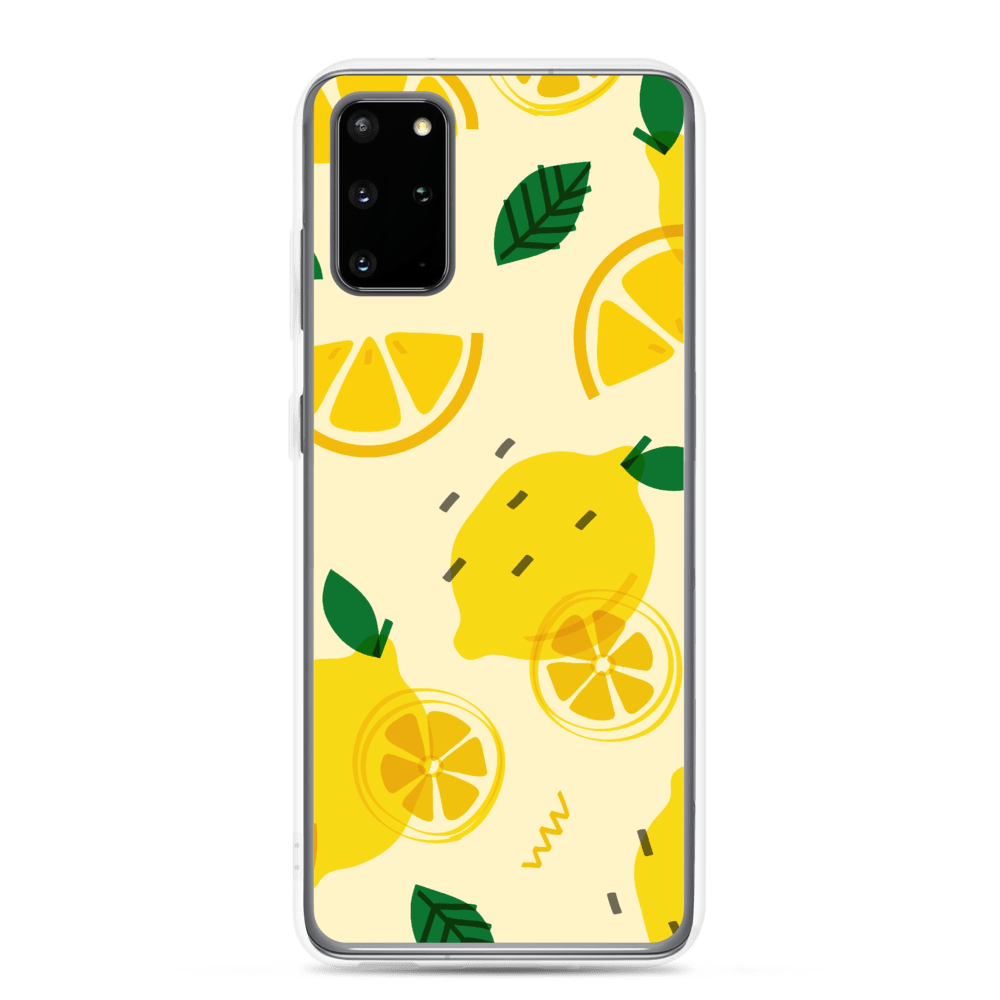 Decal Kings Samsung Galaxy S20 Plus Lemon sSamsung Case