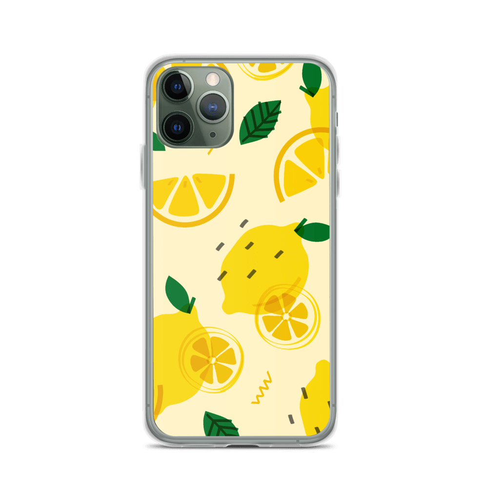Decal Kings iPhone 11 Pro Lemons iPhone Case