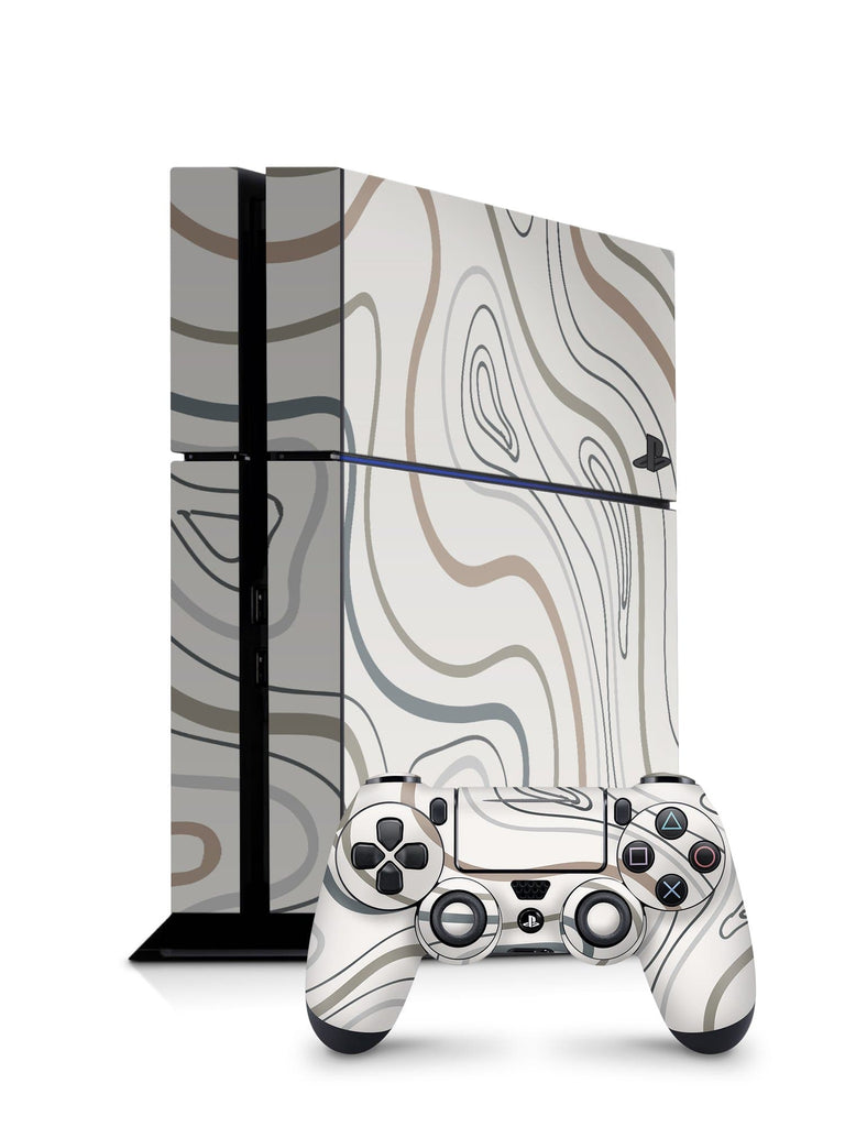Decal Kings PlayStation 4 Skin PlayStation 4 / Console + Controllers Lines PS4 Skin