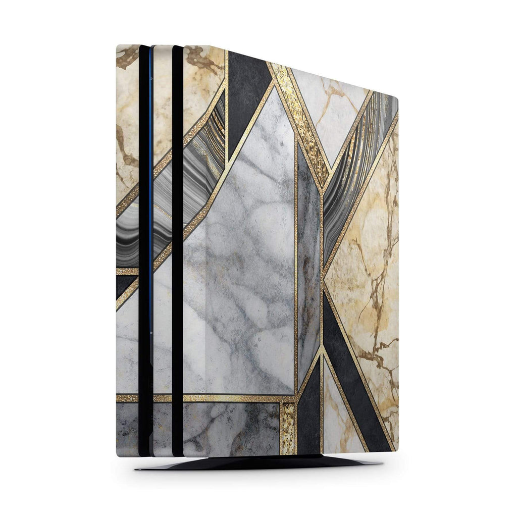 Decal Kings PlayStation 4 Skin PlayStation 4 Pro / Console Mosaic Marble PS4 Skin