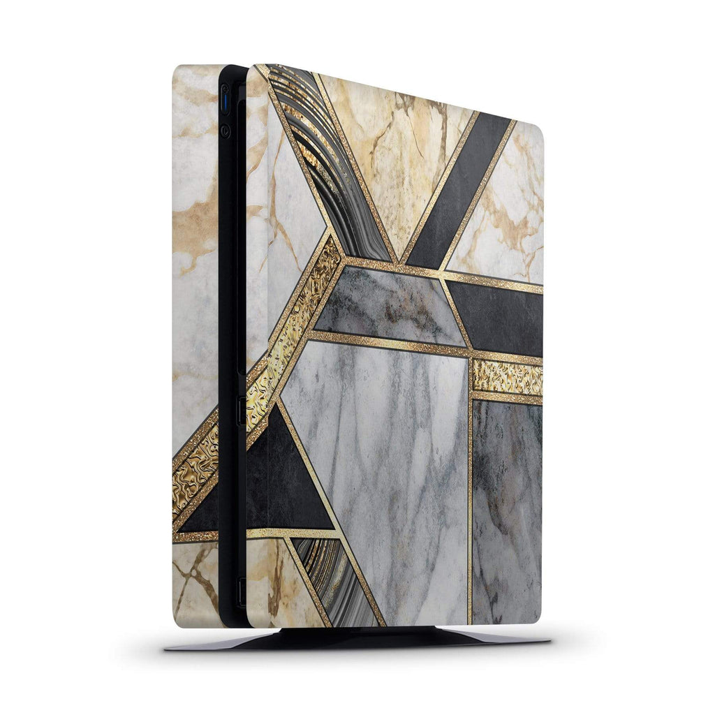 Decal Kings PlayStation 4 Skin PlayStation 4 Slim / Console Mosaic Marble PS4 Skin