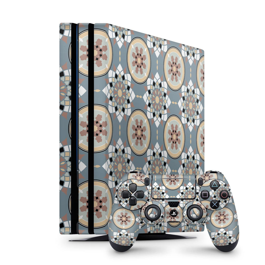 Decal Kings PlayStation 4 Skin PlayStation 4 Pro / Console + Controllers Mosaic PS4 Skin