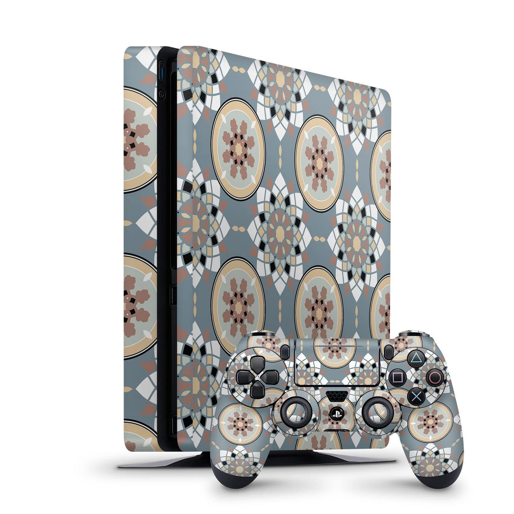 Decal Kings PlayStation 4 Skin PlayStation 4 Slim / Console + Controllers Mosaic PS4 Skin