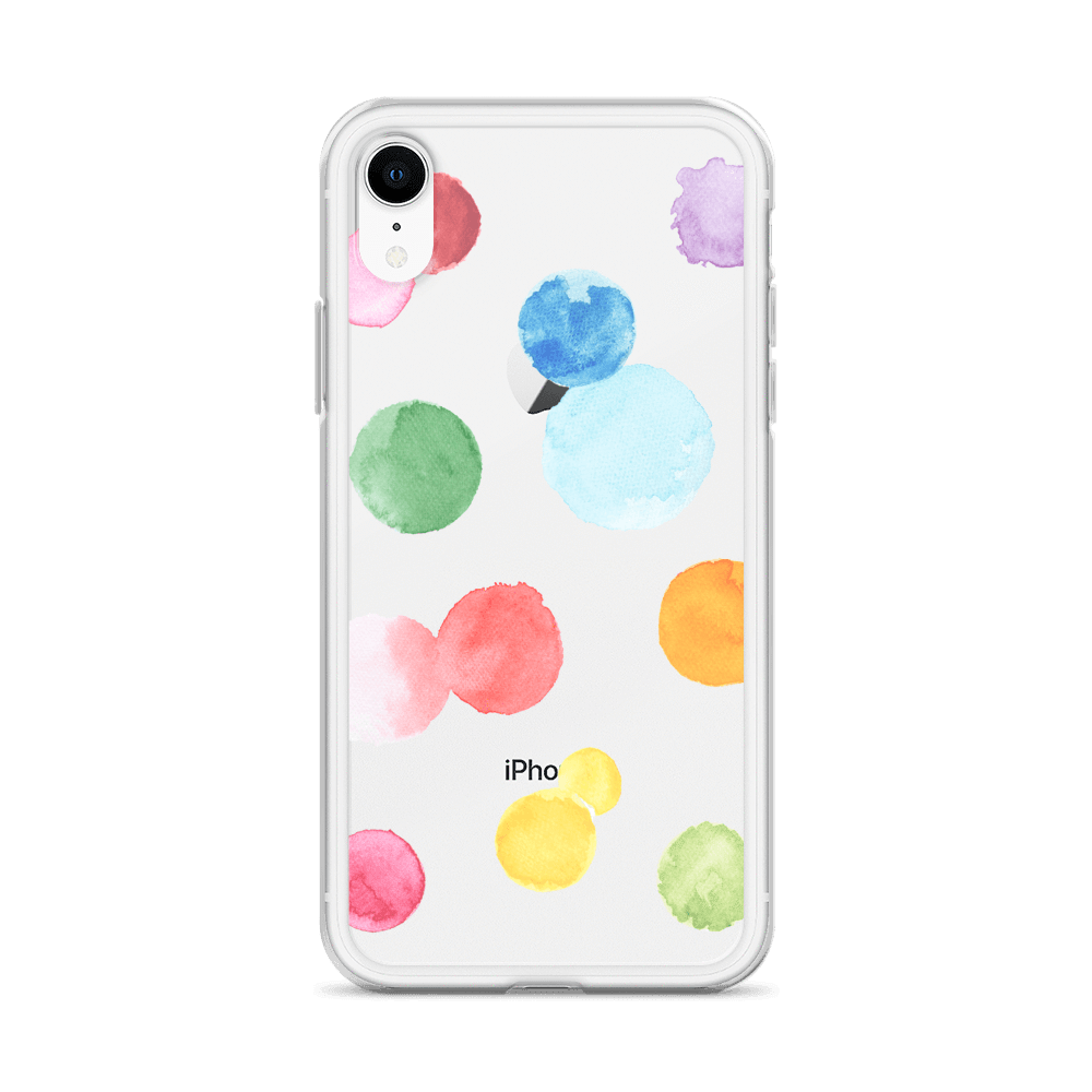 Decal Kings iPhone Case Paint Drops iPhone Case
