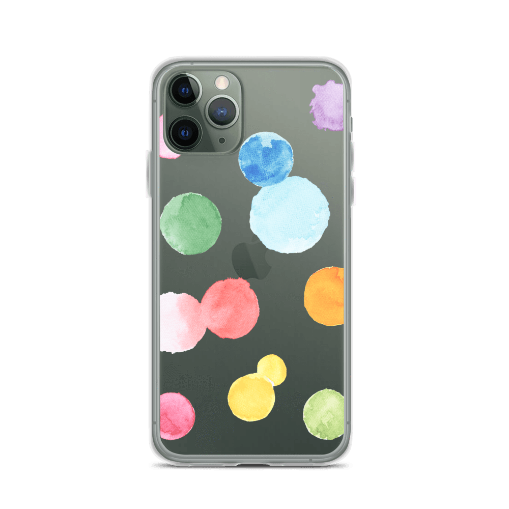 Decal Kings iPhone Case iPhone 11 Pro Paint Drops iPhone Case