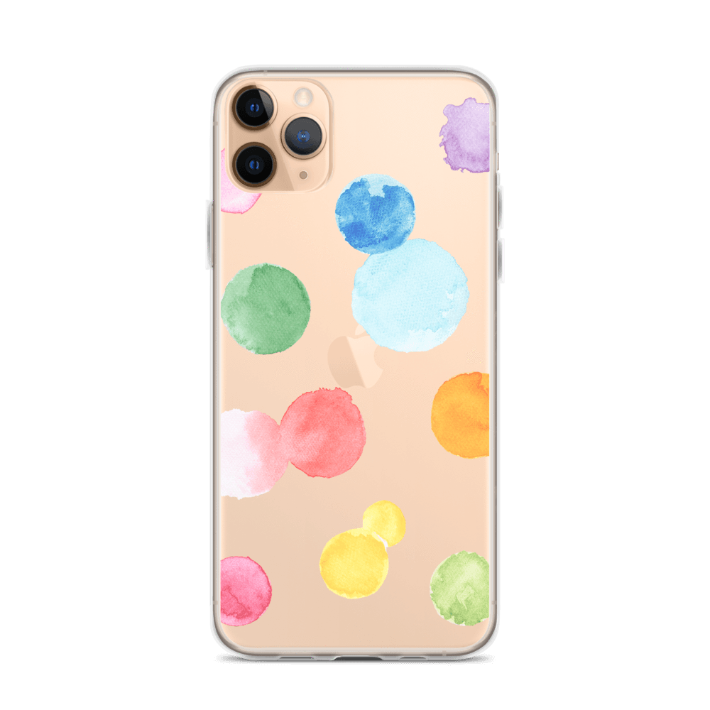 Decal Kings iPhone Case iPhone 11 Pro Max Paint Drops iPhone Case