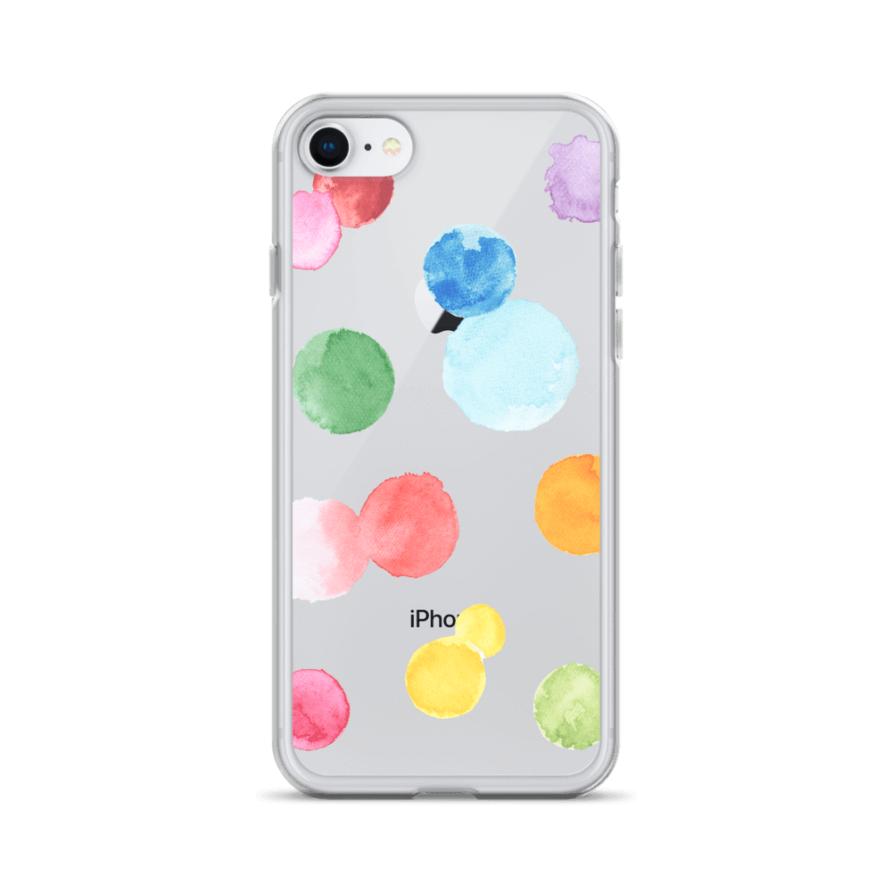 Decal Kings iPhone Case iPhone 7/8 Paint Drops iPhone Case