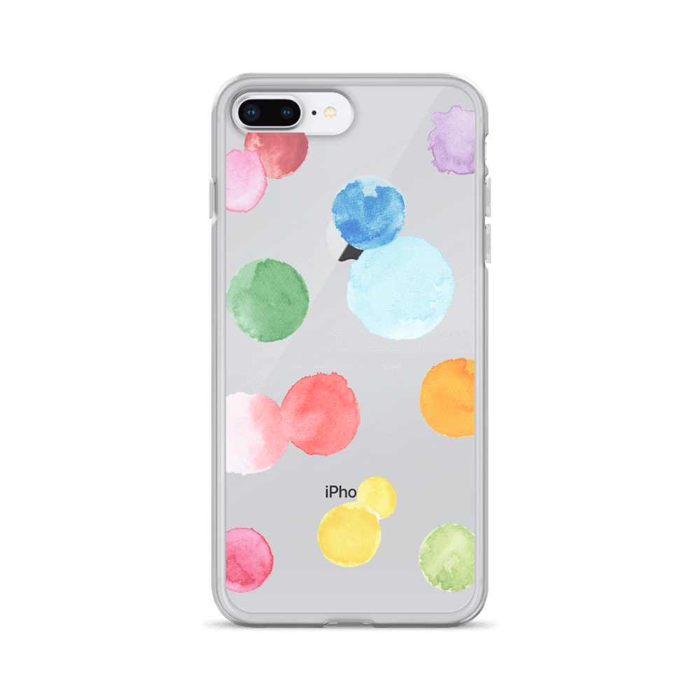 Decal Kings iPhone Case iPhone 7 Plus/8 Plus Paint Drops iPhone Case