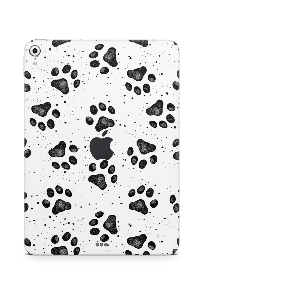 Decal Kings Apple iPad Skins Paws iPad Skin
