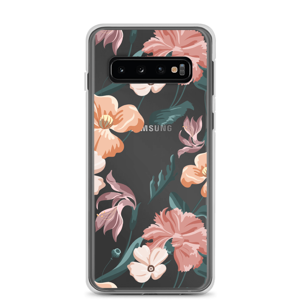 Decal Kings Samsung Galaxy S10 Pink Mix Flower Samsung Case