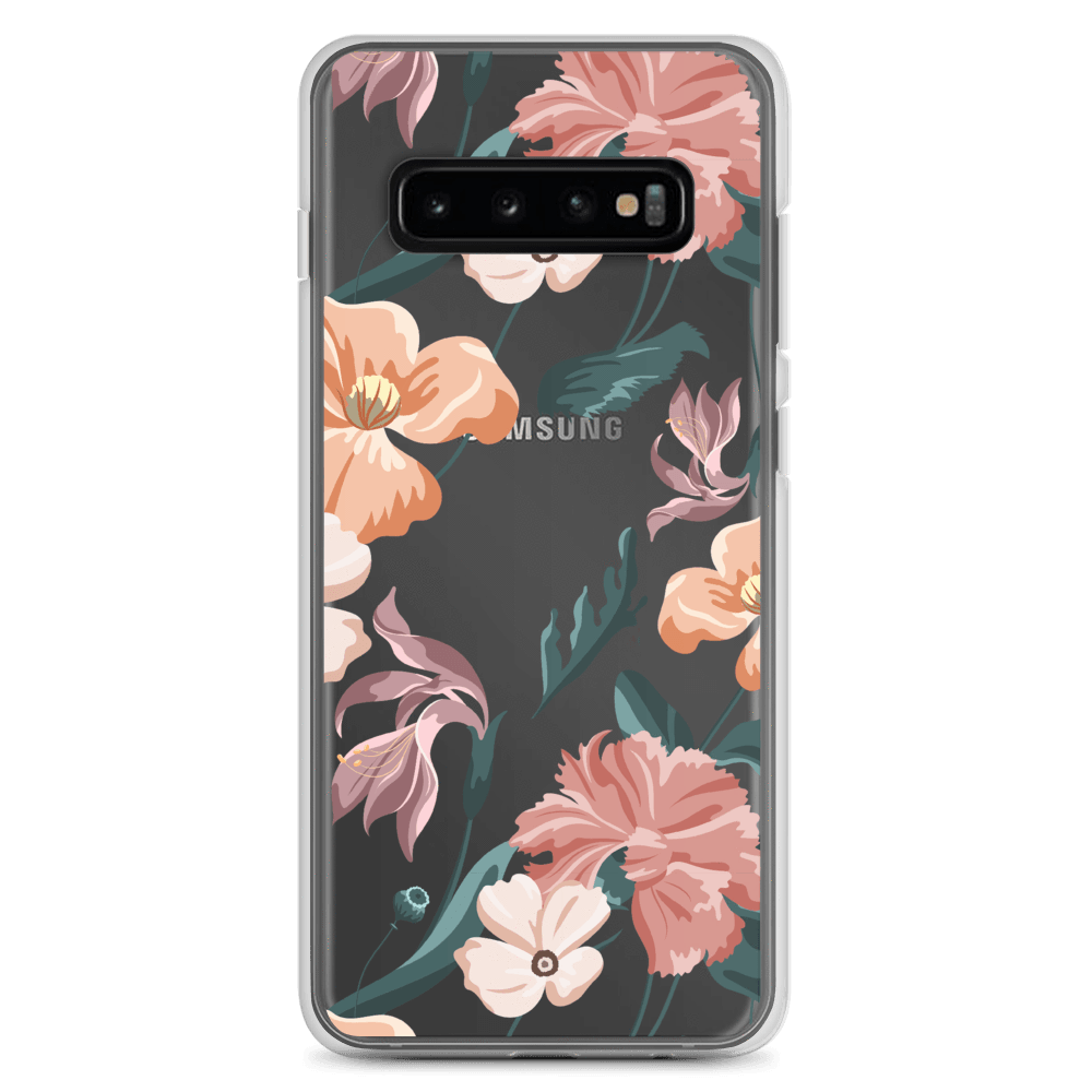 Decal Kings Samsung Galaxy S10+ Pink Mix Flower Samsung Case