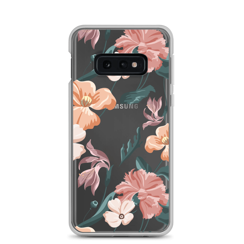 Decal Kings Samsung Galaxy S10e Pink Mix Flower Samsung Case