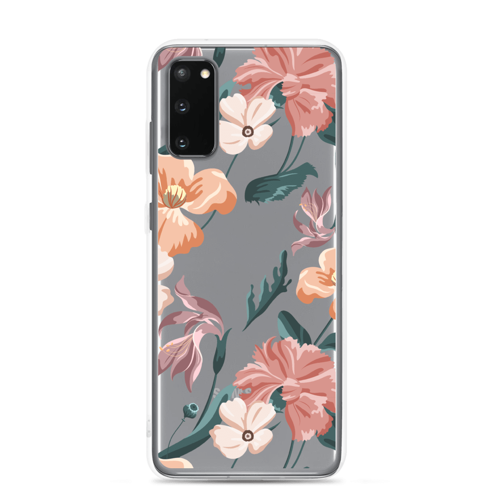 Decal Kings Samsung Galaxy S20 Pink Mix Flower Samsung Case