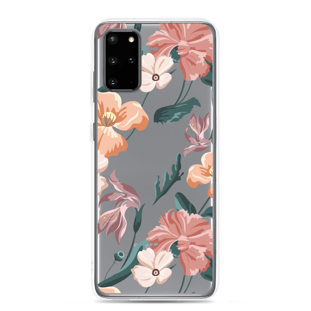 Decal Kings Samsung Galaxy S20 Plus Pink Mix Flower Samsung Case