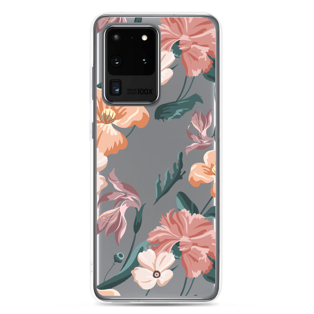 Decal Kings Samsung Galaxy S20 Ultra Pink Mix Flower Samsung Case