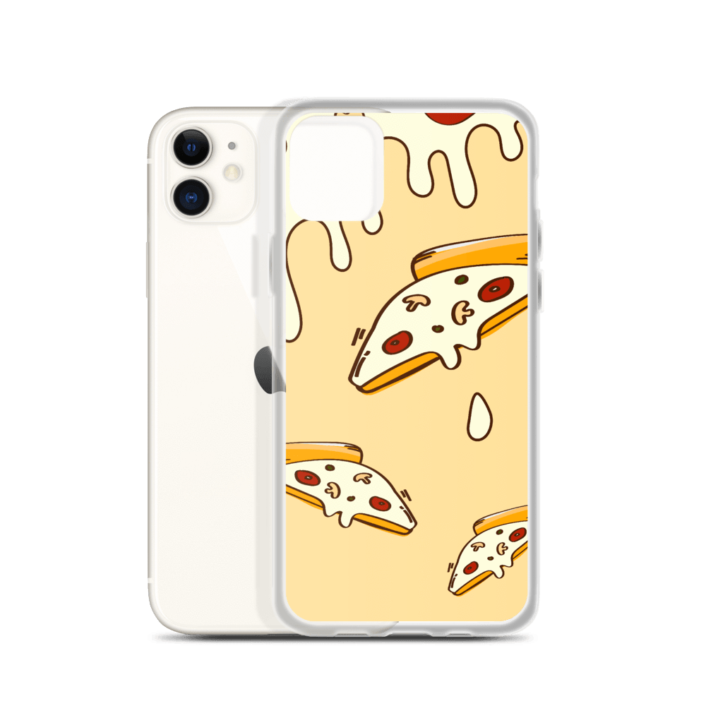 Decal Kings iPhone Case Pizza Party iPhone Case