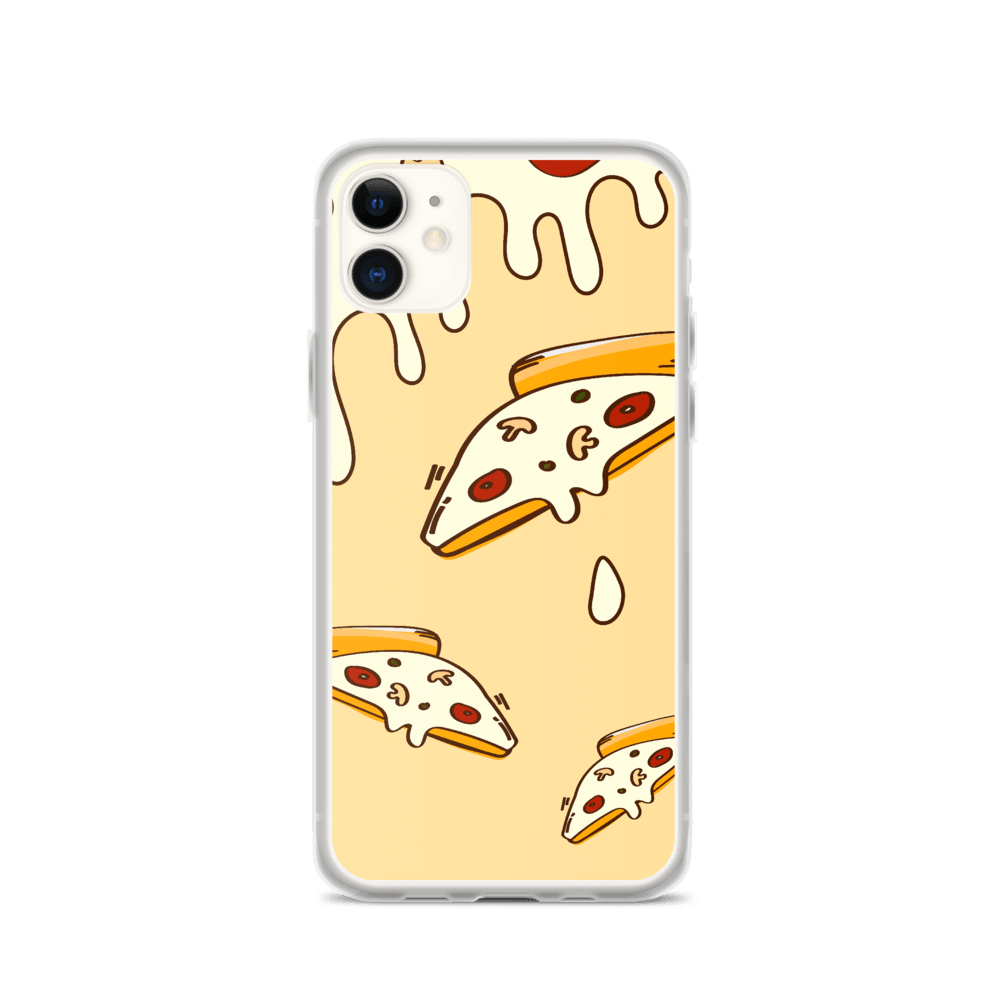 Decal Kings iPhone Case iPhone 11 Pizza Party iPhone Case