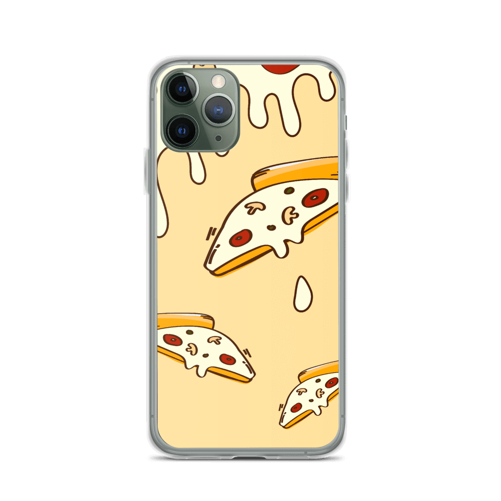 Decal Kings iPhone Case iPhone 11 Pro Pizza Party iPhone Case