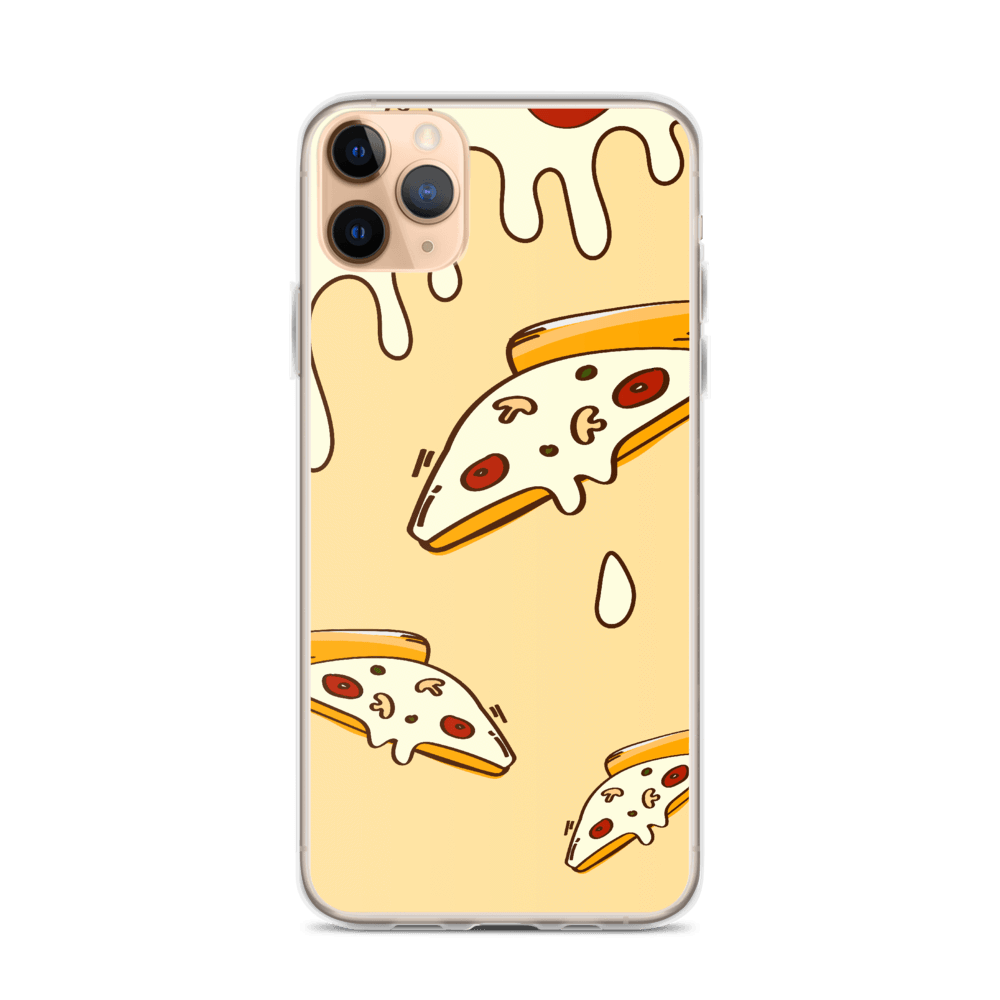 Decal Kings iPhone Case iPhone 11 Pro Max Pizza Party iPhone Case